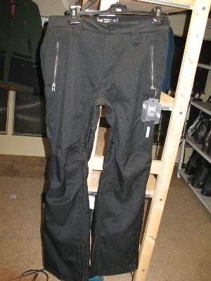 Noir Chino M Pantalon Two De Ski Slim Snow Thirty Taille 6bYgf7y