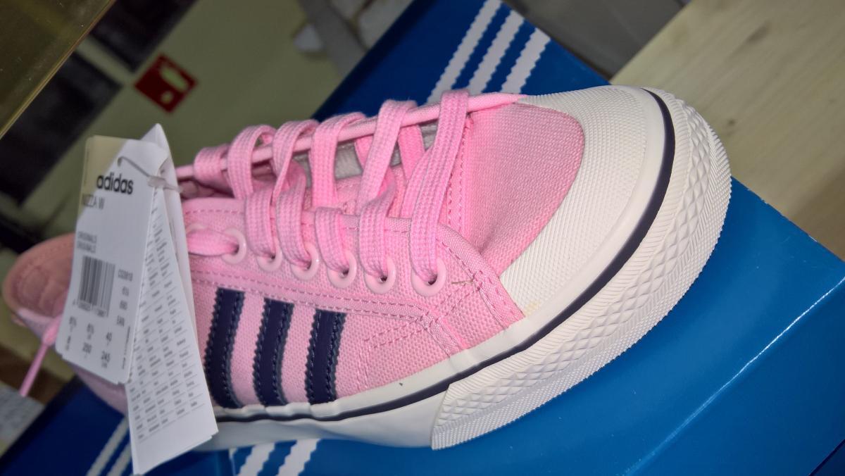 adidas Nizza W shoes blue